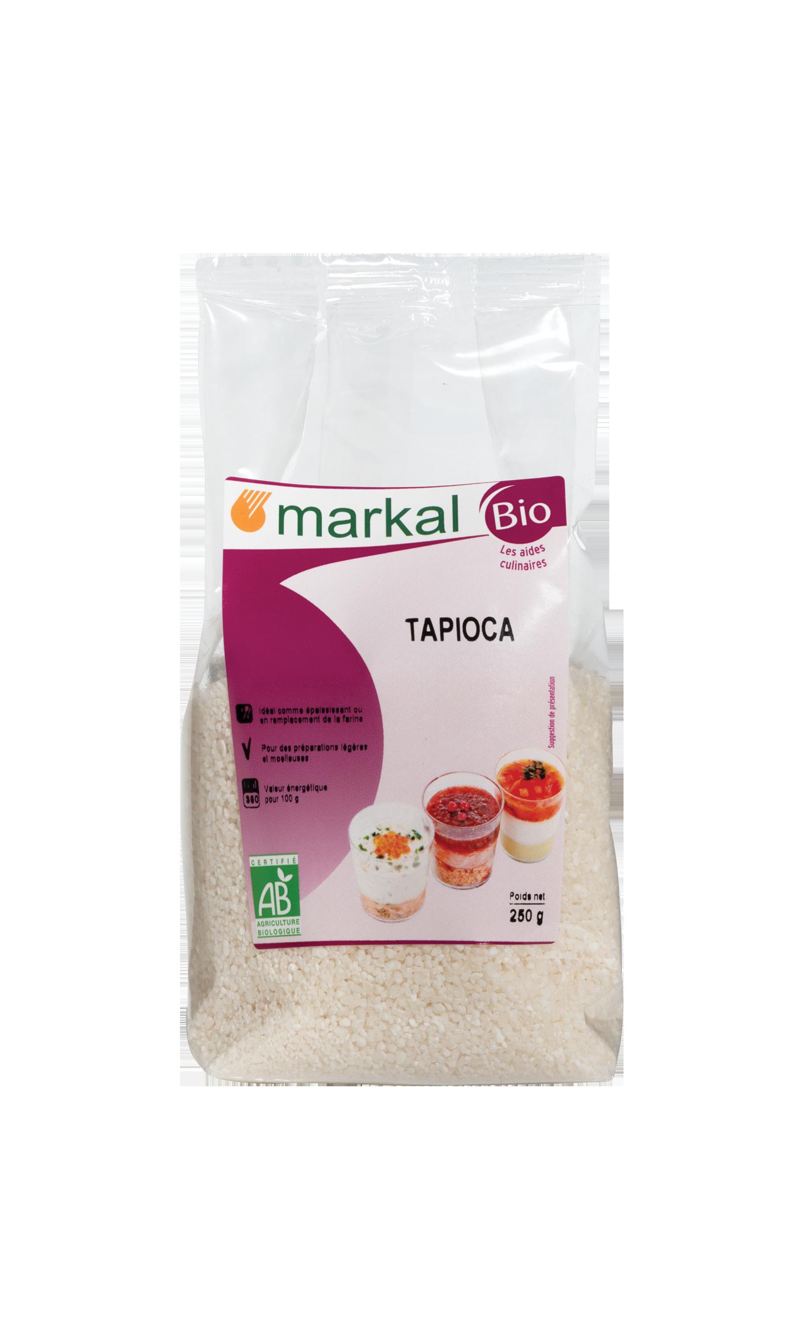 Tapioca - Fécule de Manioc