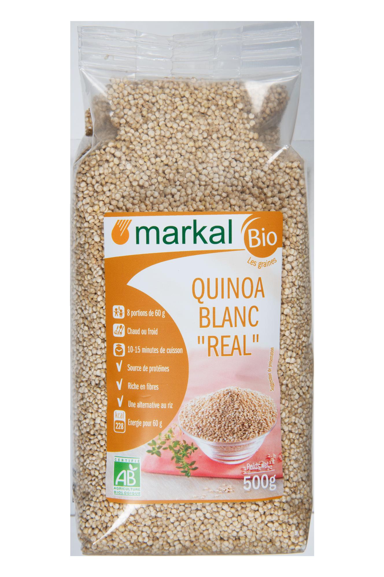 Quinoa real blanche