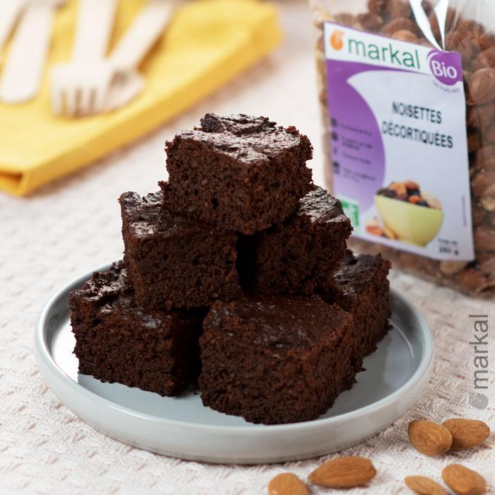 Fondant au chocolat allégé sans beurre