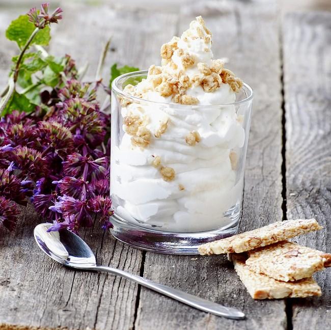 Crème de céréales