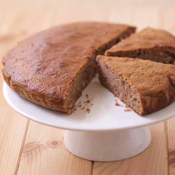 Gâteau moelleux à la châtaigne