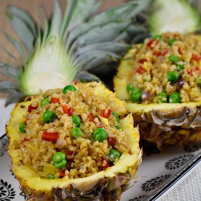 Pilpil® sauté à l'ananas