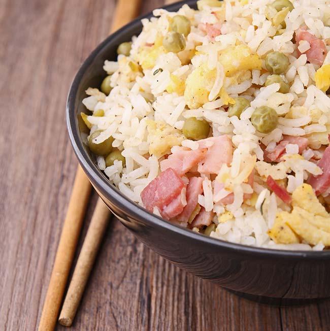 Riz frit cantonnais