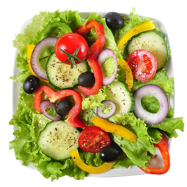Salade estivale au soja vert