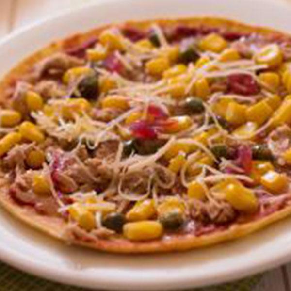 Crêpes façon pizza