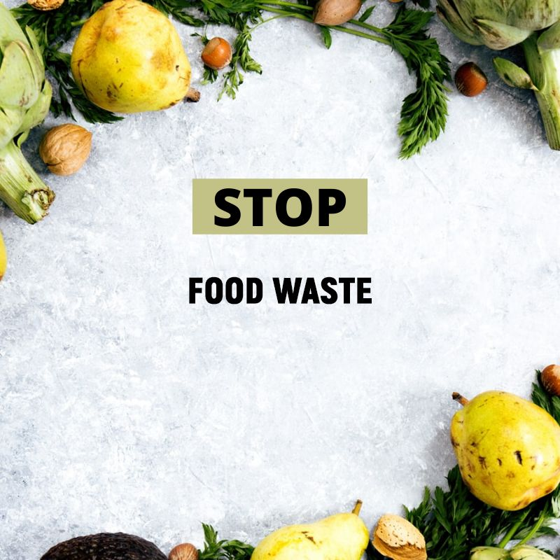 How to limit food waste