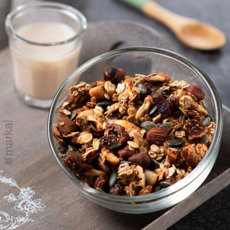 Muesli ou granola